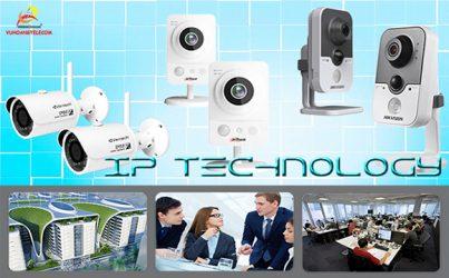 giải pháp camera Ip wifi