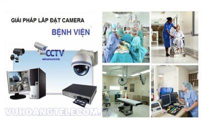 lắp đặt camera bệnh viện giá tốt