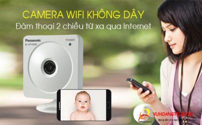 Phân phối camera wifi