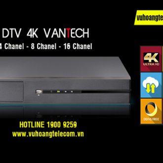 đầu ghi DTV 4K Vantech