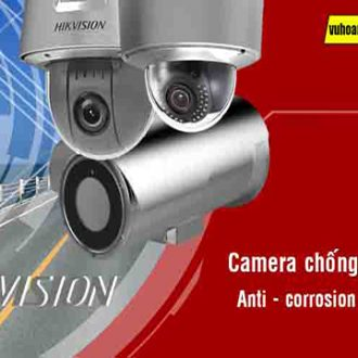 camera chống ăn mòn Hikvision