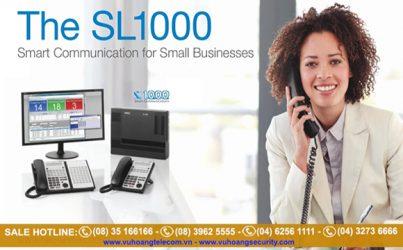 Phân phối tổng đài điện thoại NEC