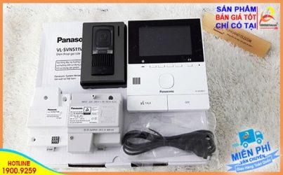 Hướng dẫn sử dụng chuông cửa Panasonic