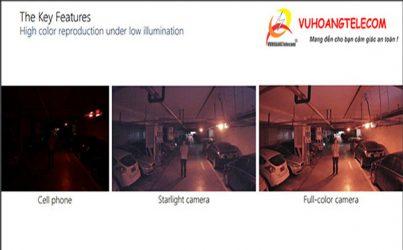 Camera Dahua công nghệ Full-color là gì?
