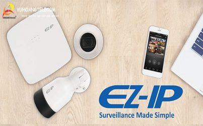 Tìm đại lý phân phối camera EZ-IP