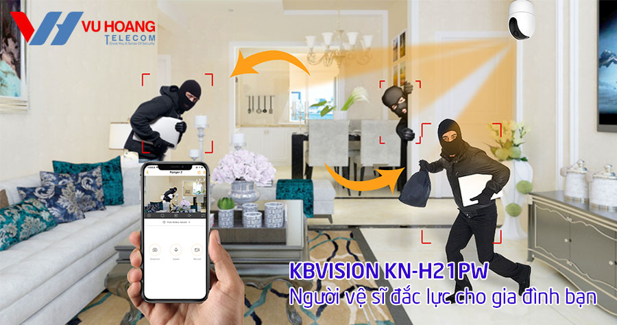 KBVISION KN H21PW