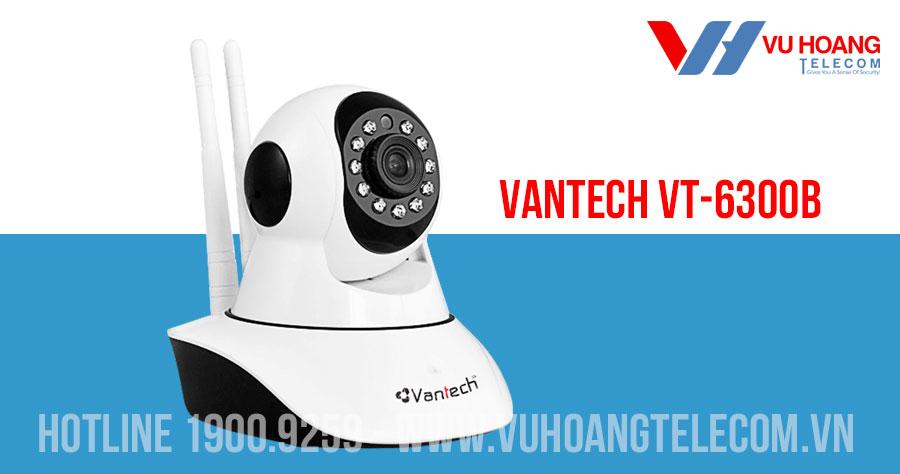 Camera IP không dây 1.3MP VANTECH VT-6300B