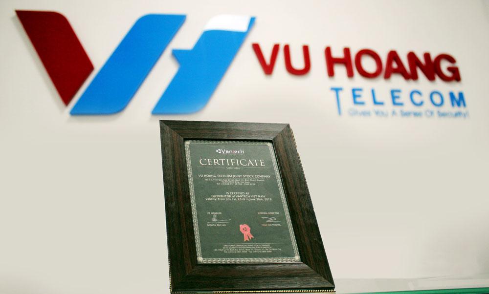 Top 1 Camera Vantech có doanh số lớn nhất