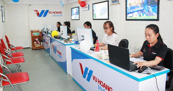 Thành tích Vuhoangtelecom mở rộng 4 chi nhánh