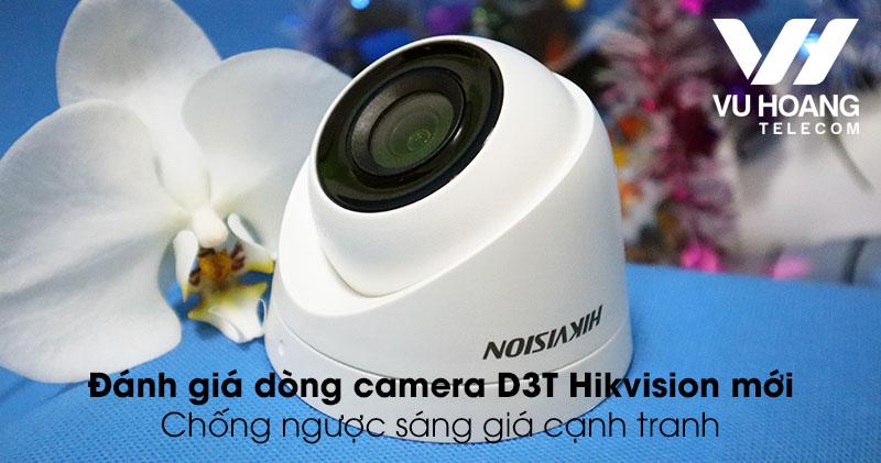 Camera D3T Hikvision mới