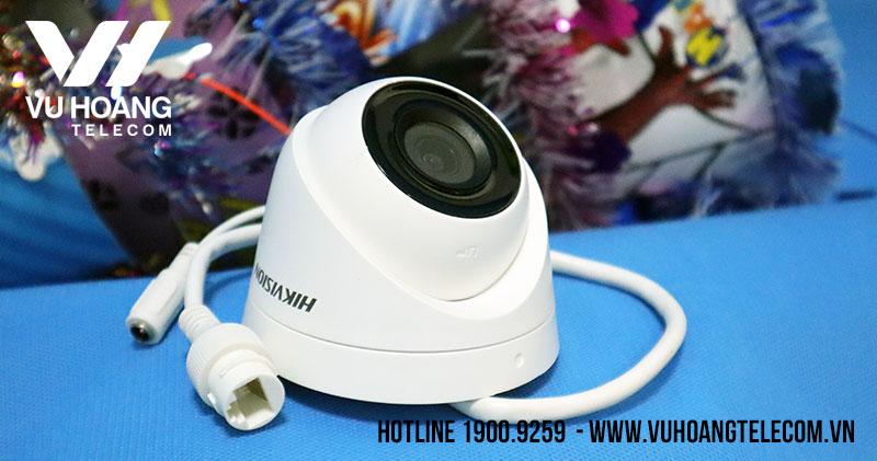 Hình ảnh thực tế dòng camera D3T Hikvision - 1
