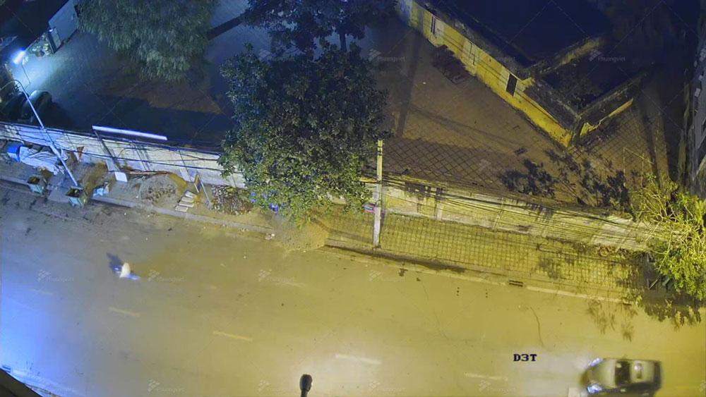 Camera D3T – quan sát ngoài trời (12h đêm)