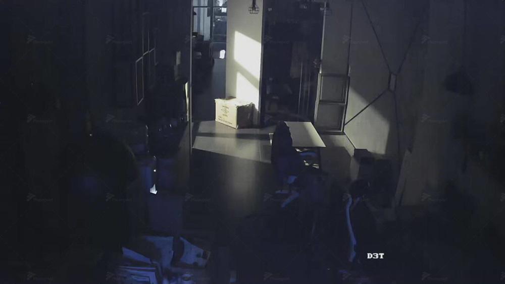 Camera D3T – quan sát ban đêm trong nhà