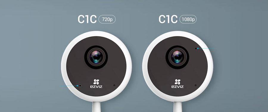 Camera IP wifi 1MP EZVIZ C1C chính hãng