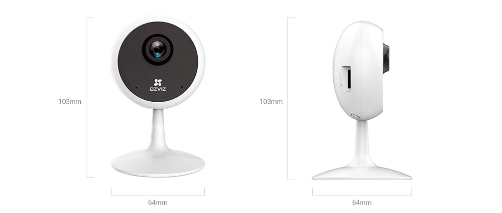 Camera IP wifi 1MP EZVIZ C1C giá tốt