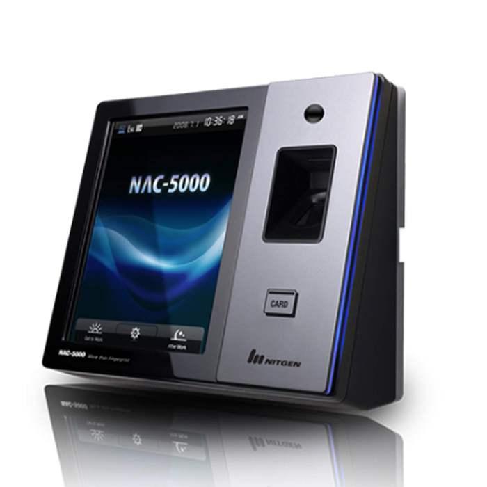 NITGEN NAC-5000R