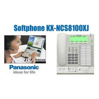 Phần mềm IP Softphone 6 licence KX-NCS8100