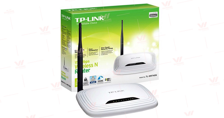 Wireless N Router 150Mbps TP-LINK TL-WR740N