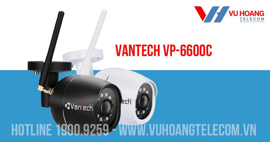 Camera IP Wifi 2MP VANTECH VP-6600C