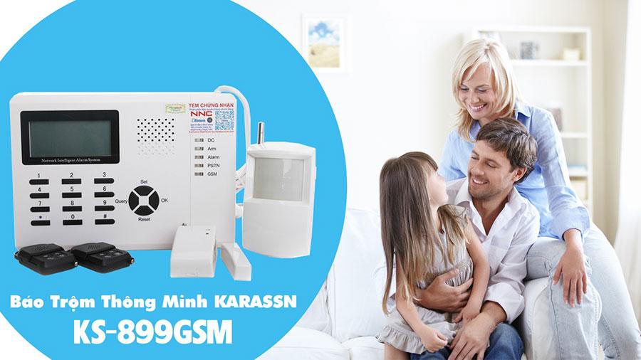 Báo Trộm Wireless KARASSN KS-899GSM giá rẻ