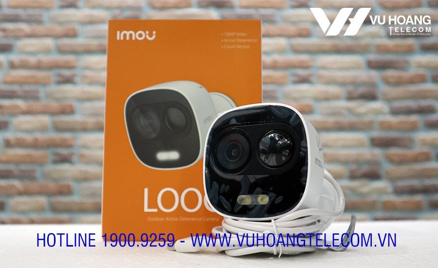 Bộ camera LOOC C26EP thực tế
