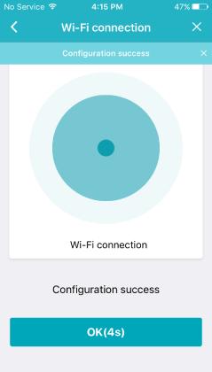Sau khi kết nối được thành công sẽ có thông báo, các bạn nhấn OK