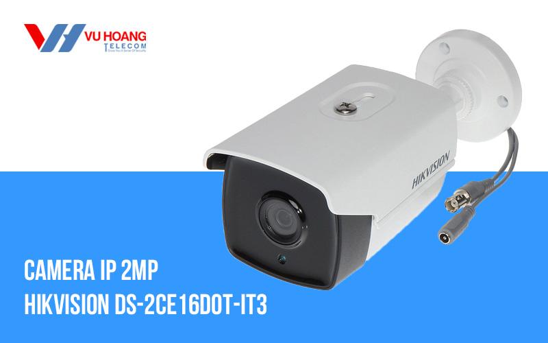 Camera HDTVI thân hồng ngoại 2MP Hikvision DS-2CE16D0T-IT3