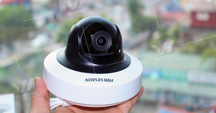 Camera IP mini PT HIKVISION DS-2CD2F42FWD-IWS
