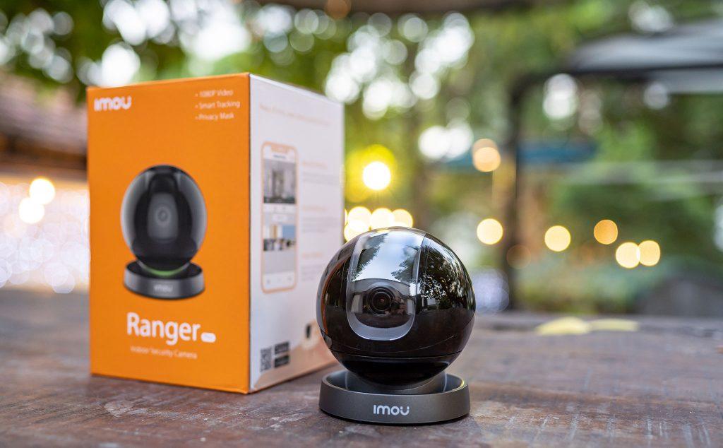 Camera Ranger Pro dễ lắp đặt
