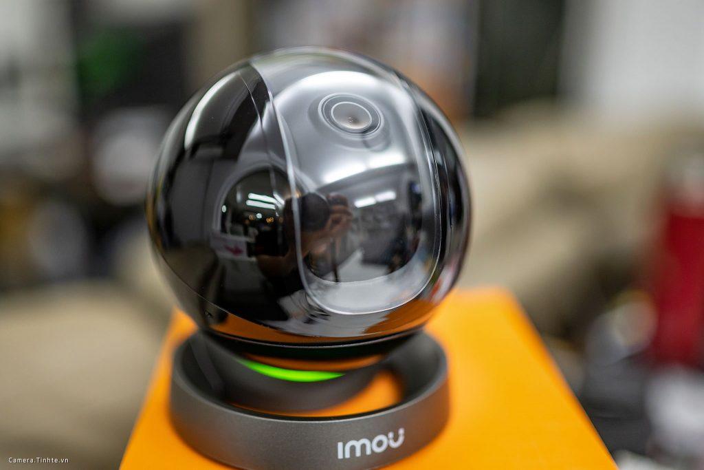 Thiết kế của camera Imou Ranger Pro khá đẹp