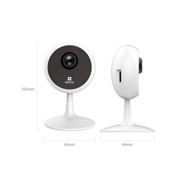Kích thước Camera EZVIZ C1C 720P