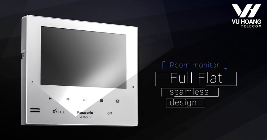 Màn hình 7inch Panasonic VL-SV74VN