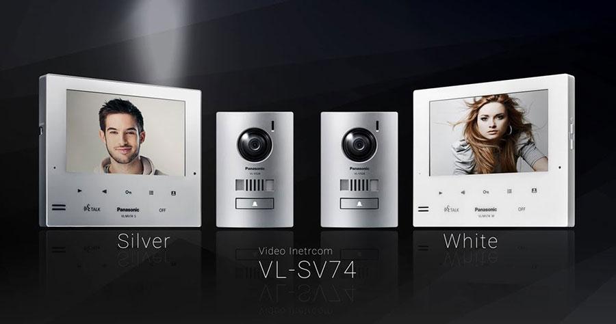 Chuông cửa màn hình 7inch Panasonic VL-SV74VN