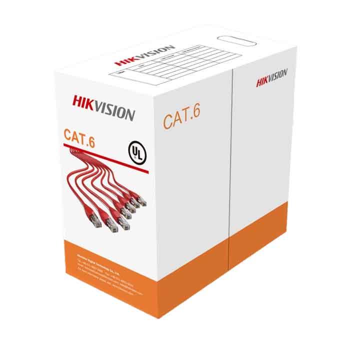 Cáp mạng CAT6 Hikvision DS-1LN6-UU