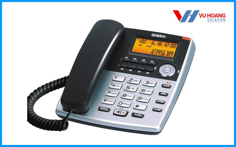 Bán Điện thoại bàn UNIDEN AS-7401 có màn hình giá rẻ