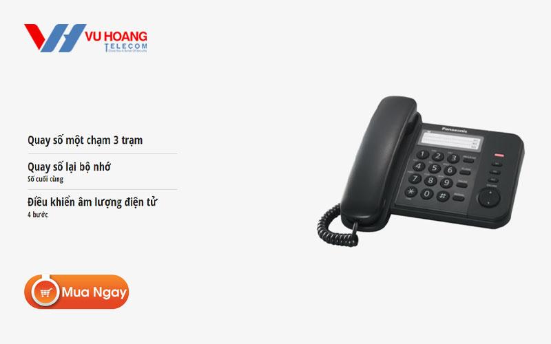 Điện thoại PANASONIC KX-TS520MX