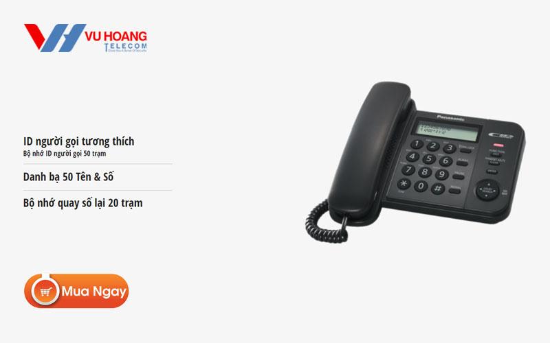 Điện thoại PANASONIC KX-TS560MX