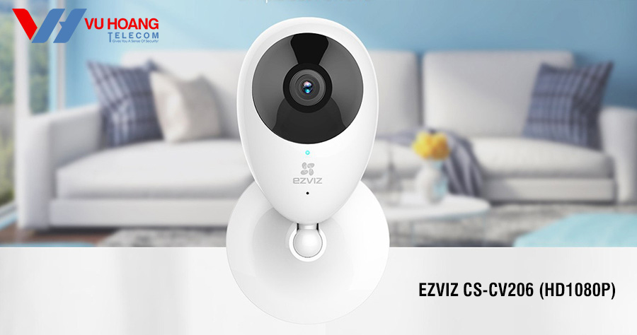 EZVIZ CS-CV206 2MP - 5