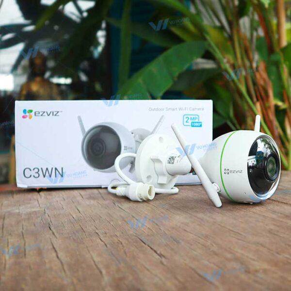 Hình thực tế camera IP Wifi 2MP EZVIZ C3WN - 1