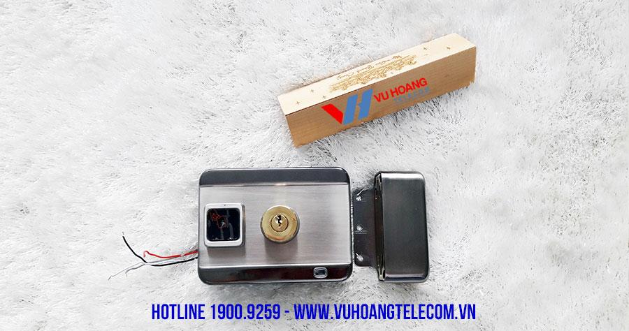 Khóa chốt cửa điện từ ONECAM DL-03H-Smart