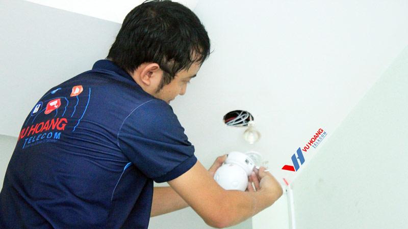 Kỹ thuật lắp đặt camera Ezviz CS-CV246 1080P dùng trong nhà