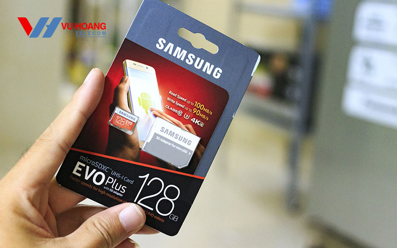 Micro SD Samsung Evo Plus 128GB U3