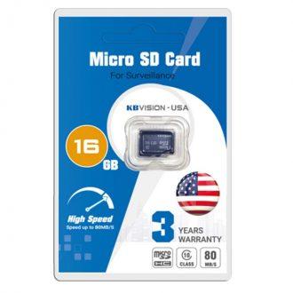 Thẻ nhớ MicroSD 16GB KBWIN