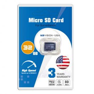 Thẻ nhớ MicroSD 32GB KBWIN