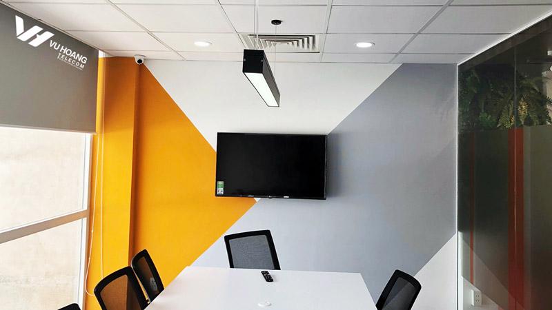 Lắp đặt camera cho phòng họp công ty IWINFX