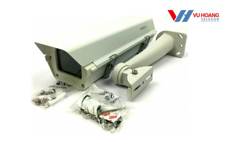 Trọn bộ vỏ che camera lắp ngoài trời Wisenet SHB-4200