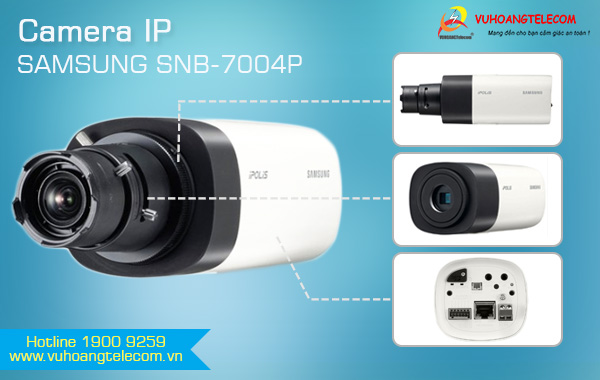 Camera IP Samsung WiseNet  -2