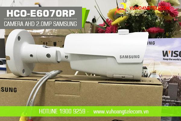 camera Samsung HCO-E6070RP - 5