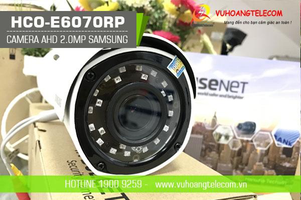 camera Samsung HCO-E6070RP -2