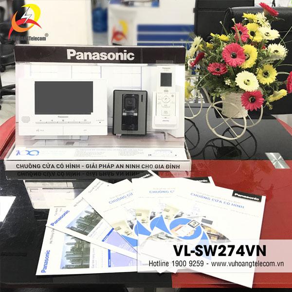 ưu điểm chuông cửa màn hình Panasonic